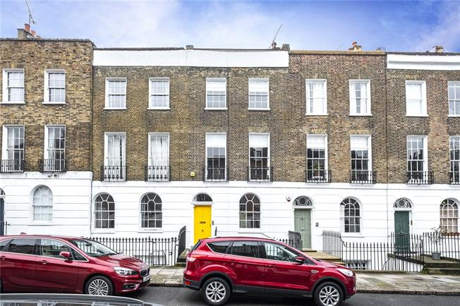 Asking Price £2,300,000, 4 Bedroom Terraced House For Sale in London, N1