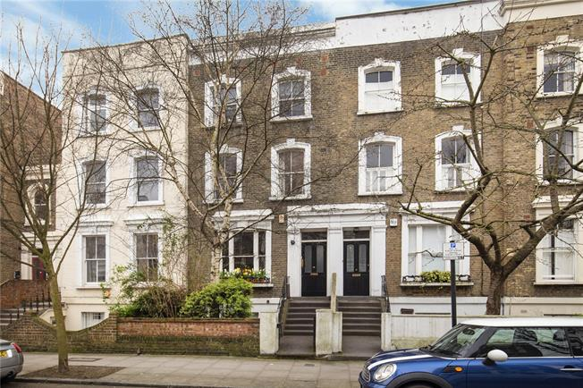 Asking Price £2,000,000, 5 Bedroom Terraced House For Sale in London, N1