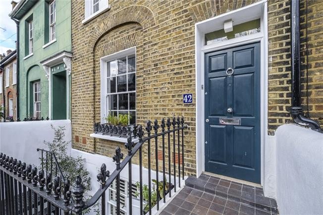 Asking Price £2,000,000, 3 Bedroom Terraced House For Sale in London, N1
