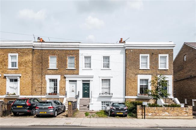 Asking Price £1,250,000, 3 Bedroom Terraced House For Sale in London, N1