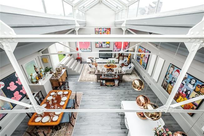 Asking Price £3,250,000, 5 Bedroom Terraced House For Sale in London, N7