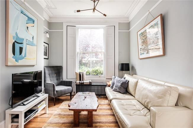 Asking Price £1,750,000, 4 Bedroom Terraced House For Sale in London, N1