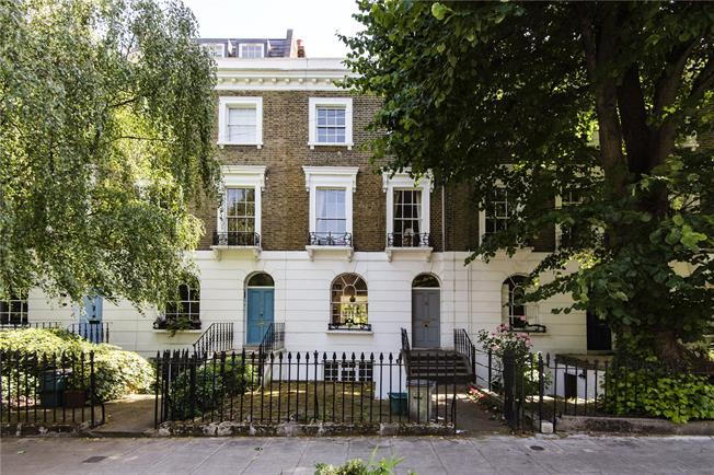 Guide Price £2,000,000, 5 Bedroom Terraced House For Sale in London, N7