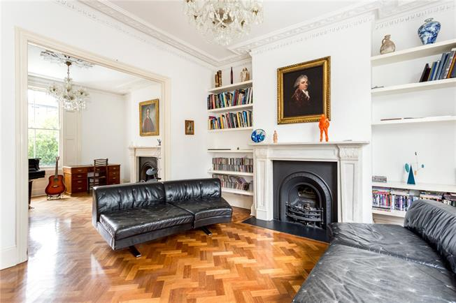 Offers in excess of £2,750,000, 4 Bedroom Semi Detached House For Sale in London, N1