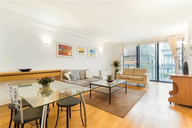 Asking Price £600,000, 1 Bedroom Flat For Sale in London, EC1V