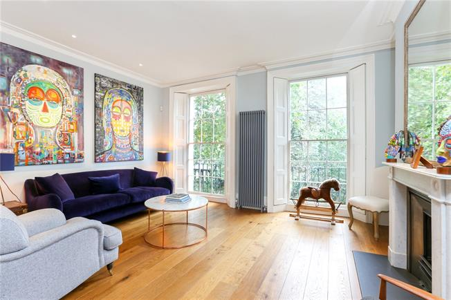 Asking Price £2,750,000, 4 Bedroom Terraced House For Sale in London, WC1X