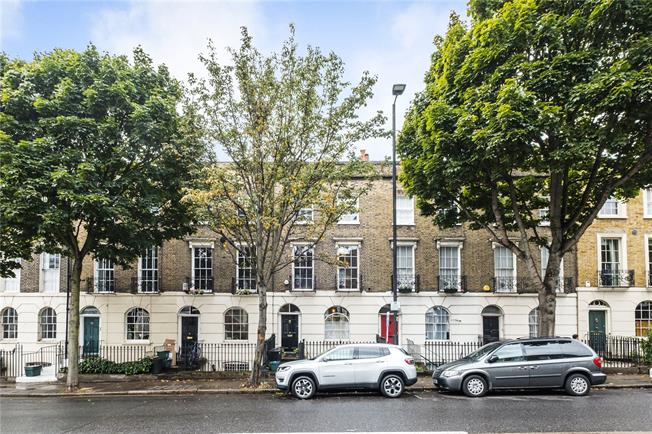 Offers in excess of £1,500,000, 4 Bedroom Terraced House For Sale in London, N1