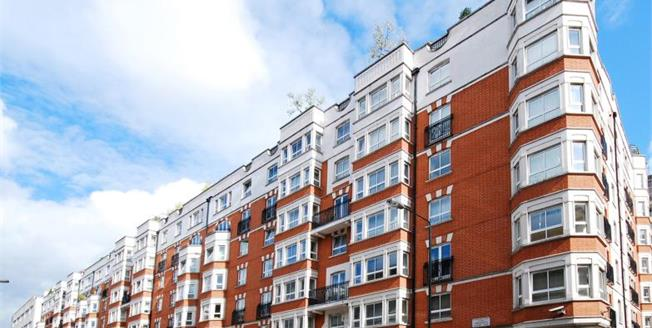 Asking Price £1,150,000, 1 Bedroom Flat For Sale in London, W8