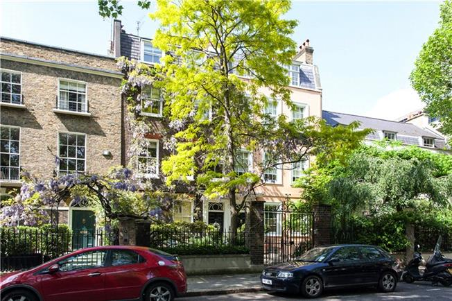 Asking Price £6,850,000, 5 Bedroom Terraced House For Sale in London, W8