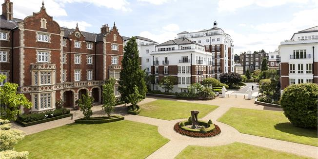 Asking Price £1,600,000, 1 Bedroom Flat For Sale in London, W8