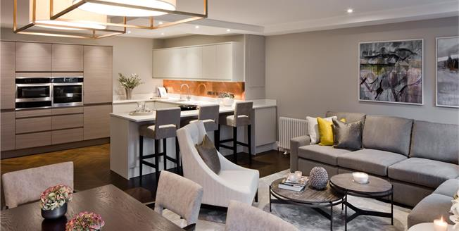 Asking Price £2,950,000, 2 Bedroom Flat For Sale in London, W8