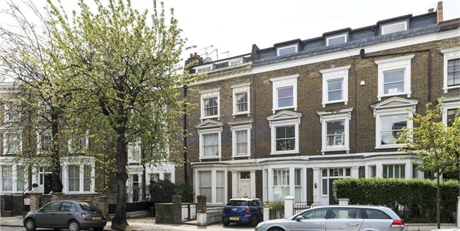 Asking Price £600,000, 2 Bedroom Flat For Sale in London, W14