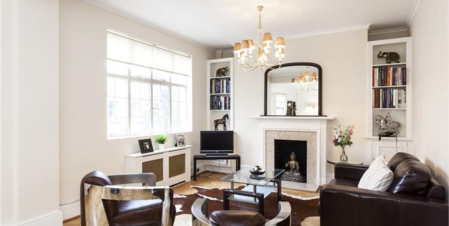 Asking Price £2,000,000, 3 Bedroom Flat For Sale in London, SW7