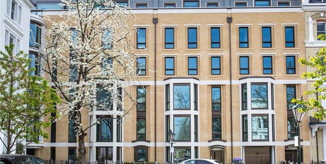 Asking Price £7,250,000, 3 Bedroom Flat For Sale in London, W8