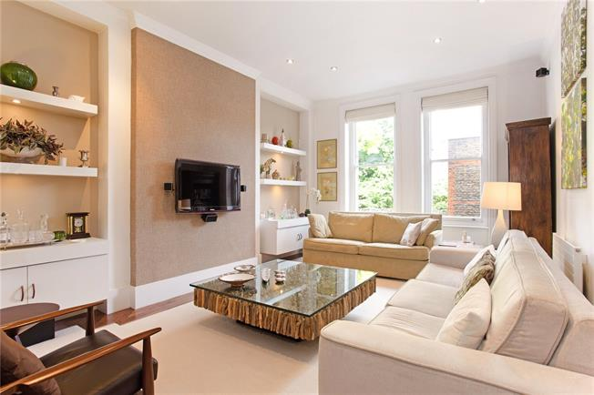 Asking Price £2,175,000, 2 Bedroom Flat For Sale in London, W8