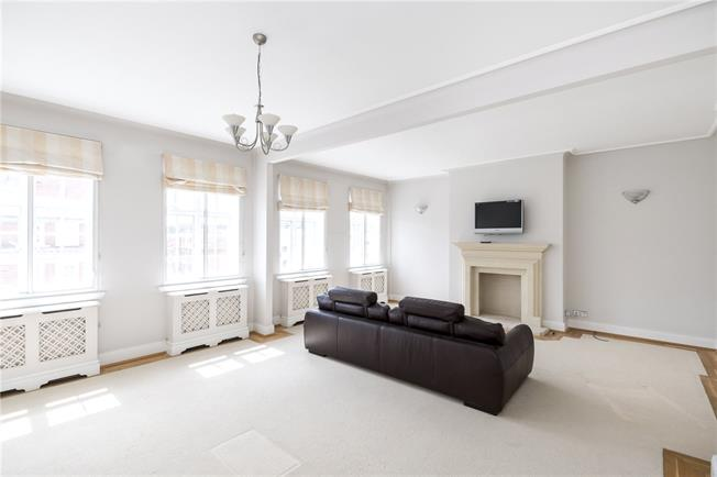 Asking Price £1,675,000, 4 Bedroom Flat For Sale in London, W8