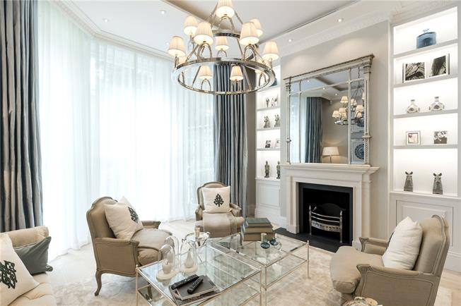 Asking Price £5,750,000, 3 Bedroom Flat For Sale in London, W11