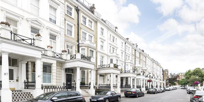 Asking Price £635,000, 1 Bedroom Flat For Sale in London, W8