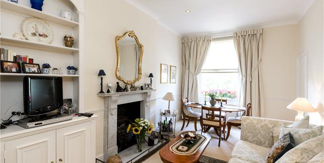 Asking Price £1,450,000, 1 Bedroom Flat For Sale in London, W8