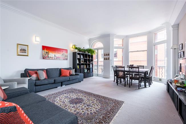 Asking Price £1,995,000, 2 Bedroom Flat For Sale in London, W8