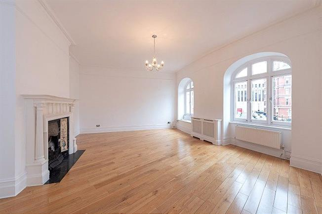 Asking Price £3,400,000, 4 Bedroom Flat For Sale in London, W8