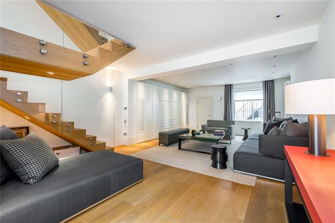 Asking Price £5,950,000, 4 Bedroom Terraced House For Sale in London, W8