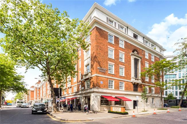 Asking Price £4,950,000, 4 Bedroom Flat For Sale in London, W8