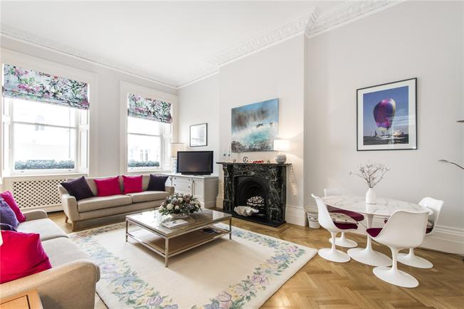 Asking Price £1,695,000, 1 Bedroom Flat For Sale in London, SW7