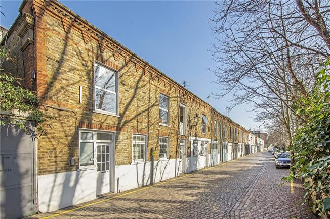Asking Price £1,950,000, 8 Bedroom End of Terrace House For Sale in London, W14