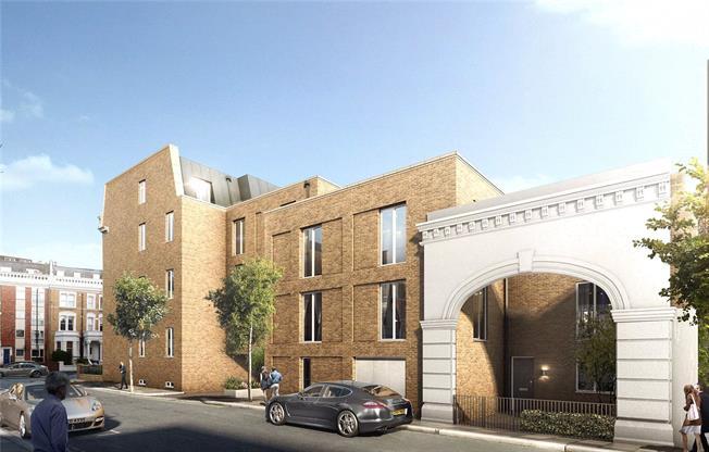 Asking Price £1,825,000, 3 Bedroom Flat For Sale in West Kensington, W14