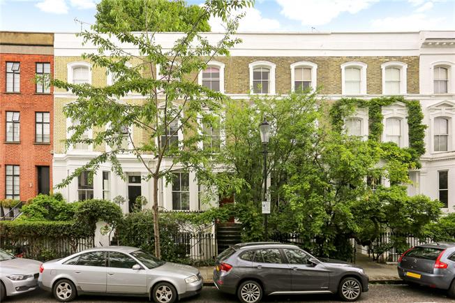 Asking Price £4,500,000, 3 Bedroom Terraced House For Sale in London, W8