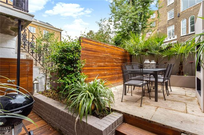 Asking Price £975,000, 1 Bedroom Flat For Sale in London, W8