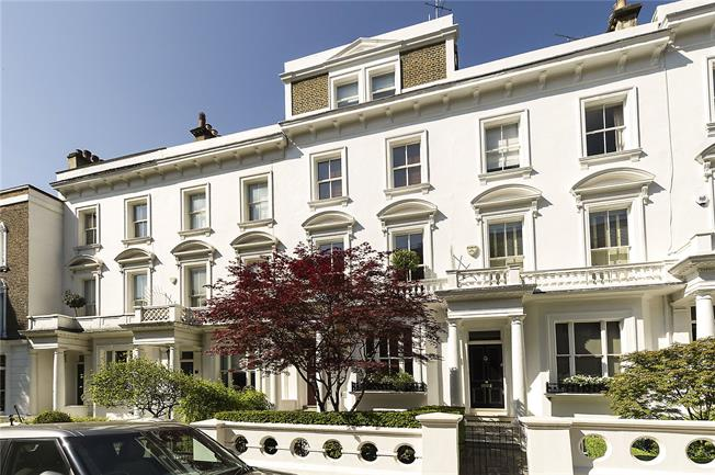 Asking Price £6,250,000, 5 Bedroom Terraced House For Sale in London, W8