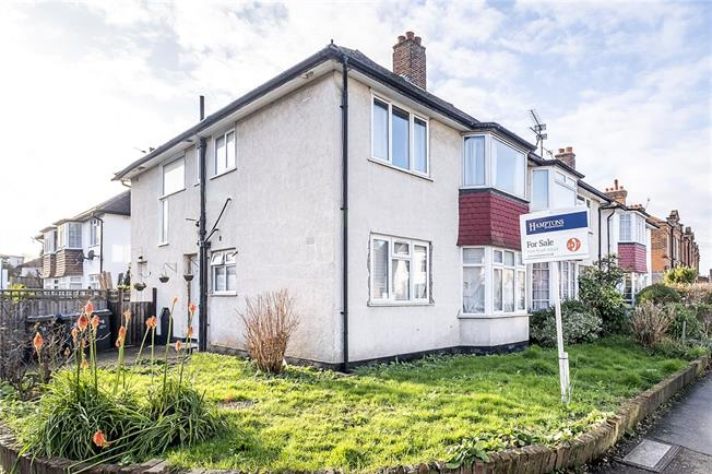 Asking Price £400,000, 2 Bedroom Flat For Sale in Kingston upon Thames, KT1