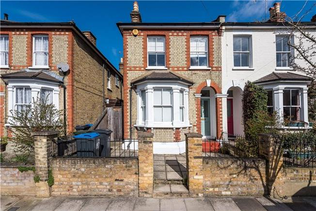 Asking Price £1,150,000, 4 Bedroom Semi Detached House For Sale in Kingston upon Thames, KT2