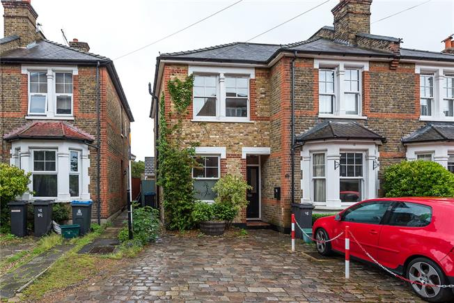 Asking Price £499,950, 2 Bedroom Terraced House For Sale in Kingston upon Thames, KT1