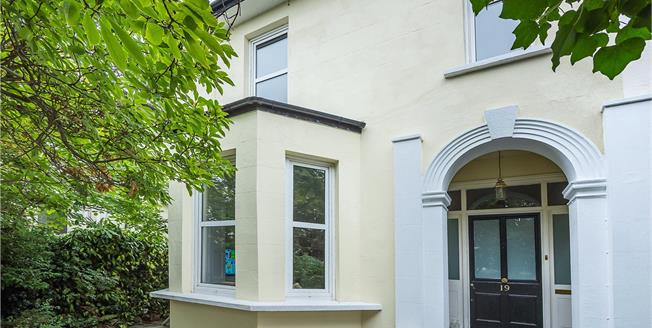 Asking Price £995,000, 4 Bedroom Semi Detached House For Sale in Kingston upon Thames, KT1