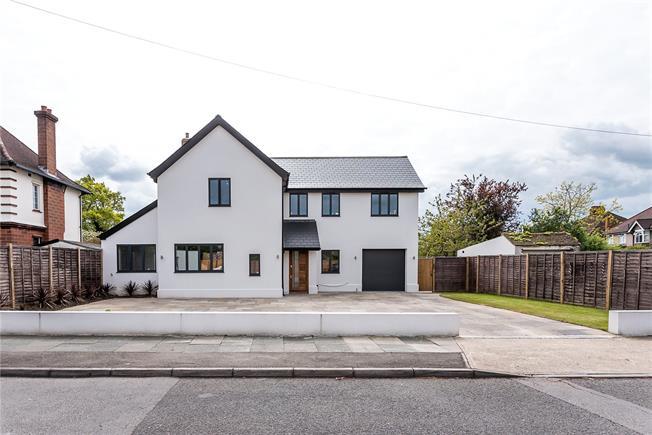Asking Price £1,650,000, 6 Bedroom Detached House For Sale in New Malden, KT3