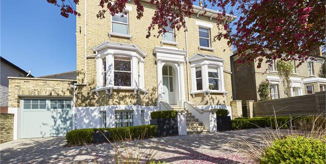 Asking Price £2,895,000, 6 Bedroom Detached House For Sale in Kingston upon Thames, KT2