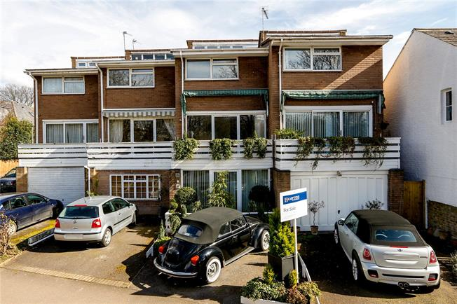 Offers in excess of £800,000, 3 Bedroom Terraced House For Sale in Kingston upon Thames, KT2