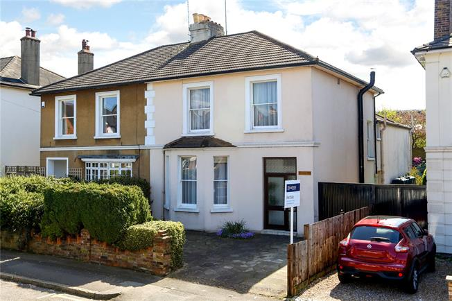 Guide Price £1,399,950, 5 Bedroom Semi Detached House For Sale in Kingston upon Thames, KT2