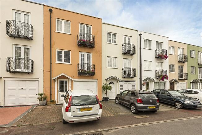 Asking Price £775,000, 4 Bedroom Terraced House For Sale in Kingston upon Thames, KT2