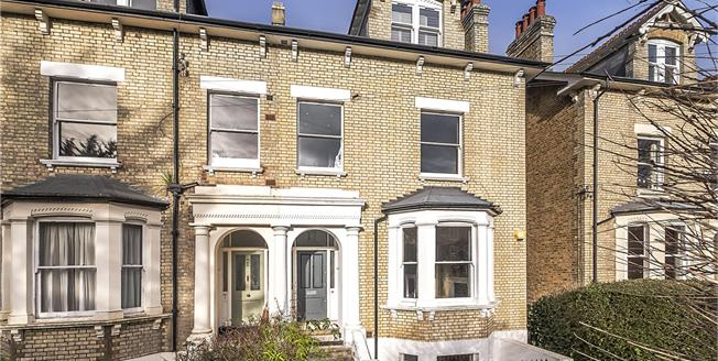 Asking Price £1,895,000, 6 Bedroom Semi Detached House For Sale in Kingston upon Thames, KT2