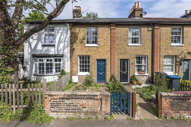 Offers in excess of £500,000, 2 Bedroom Terraced House For Sale in Kingston upon Thames, KT1