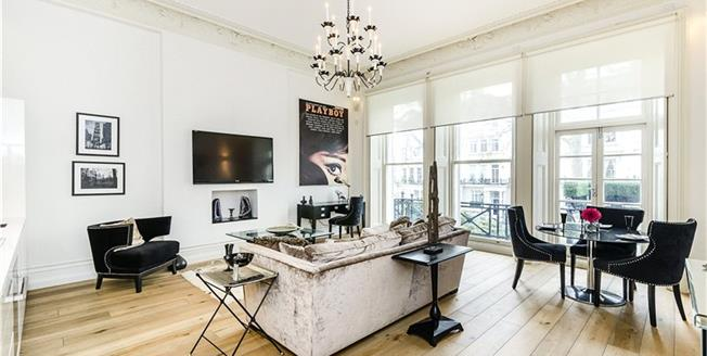Asking Price £1,795,000, 1 Bedroom Flat For Sale in London, SW7