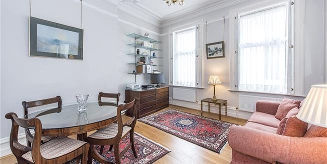 Asking Price £1,195,000, 1 Bedroom Flat For Sale in London, SW1X