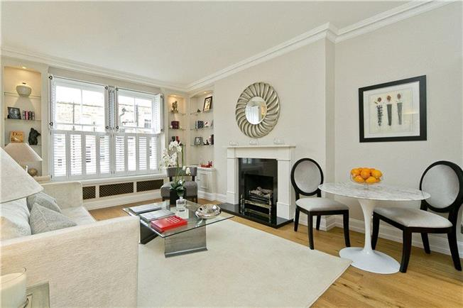 Asking Price £2,350,000, 2 Bedroom Flat For Sale in London, SW3