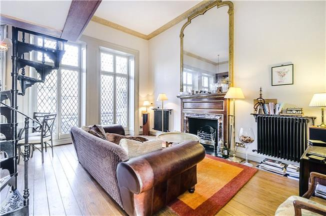 Asking Price £1,675,000, 1 Bedroom Flat For Sale in London, SW7
