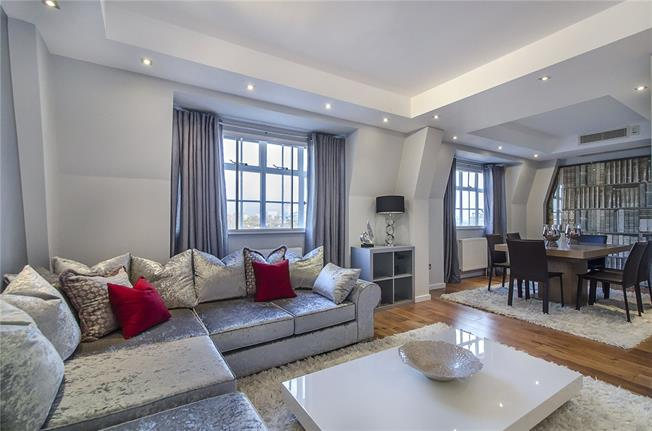 Asking Price £3,450,000, 3 Bedroom Flat For Sale in London, SW1X
