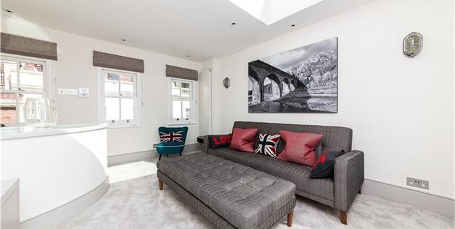 Asking Price £2,300,000, 2 Bedroom House For Sale in London, SW7